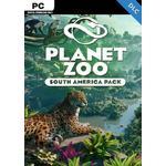 Planet Zoo: South America Pack PC - DLC
