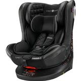 Comet Group 0-1-2-3 360 Rotation Car Seat - Black