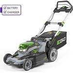 EGO Power + LM2122E-SP 52cm Self-Propelled Cordless Lawnmower Kit