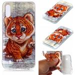 Animal Series Patterned IMD TPU Case for Samsung Galaxy M10/A10 - Tiger