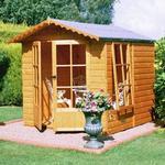 Shire Buckingham Garden Summerhouse 7' x 7'