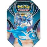 2016 Pokemon Trading Cards Best of EX Tins featuring Latios Collector Tin