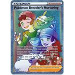 Darkness Ablaze 195/189 Pokemon Breeder's Nuturing (Rainbow Rare)