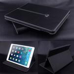 iPad Pro 9.7 Premium Smart Case Cover - Black