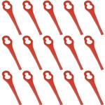 Bosch ART 26 Accutrim Compatible Strimmer Trimmer Plastic Blade Pack of 15