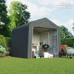 Garden Gear Heavy-Duty Portable Shed 10x10 Foot