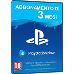 Playstation Now - 3 months [PS4] - Italy