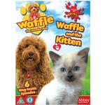 Waffle The Wonder Dog - Waffle And The Kitten [DVD]