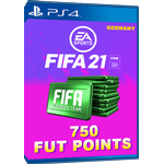 FIFA 21 - 750 FUT Points [Germany] - PS4 / PS5 Download Code