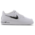 Nike Air Force 1 - Grade School Shoes - White - 38