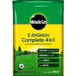 Evergreen Complete Lawn Care Food Feed Fertiliser Weed Moss Kill 7KG