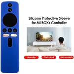 Duurzaam Afstandsbediening Gevallen Voor Xiaomi Mi Box S/4X Mi Afstandsbediening Tv Volledige Bescherming Siliconen Afstandsbediening Covers case