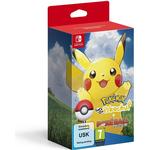 Pokemon: Let's Go Pikachu! Including Poke Ball Plus [AU] (Switch)