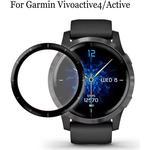 Screen 3D Gebogen Rand Film Voor Garmin Vivoactive 4/Actieve Smart Watch Screen Protector Film Voor Garmin Vivoactive Actieve