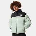 The North Face Men's 1996 Retro Nuptse Packable Jacket Green Mist Size L