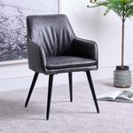 Barnes Grey Carver Chair Set of 2