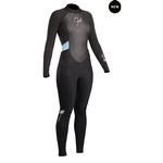 Gul Response Ladies 3/2mm Back Zip Summer Wetsuit 2020 - UK 16 (tag size 14 O'Neill | Rip Curl )