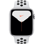 Apple Watch Series 5 Nike+ 44mm (GPS+Cellular) (Silver Aluminium) at £30 on Refresh Flex (24 Month contract) with Unlimited 5G data. £16.74 a month.