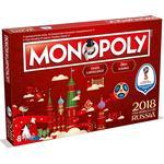 Monopoly Board Game 2018 FIFA World Cup Russia Edition
