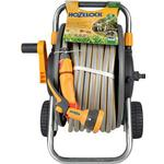 Hozelock Hose pipe cart With wheels (L)40m