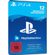 Playstation Now - 12 months [PS4] - Germany