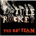 The Go! Team Bottle Rocket 2005 UK CD single GOTCD2