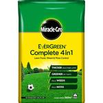 Evergreen Complete 4 In 1 Grass Lawn Care Feed Weed Moss Killer