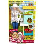 Barbie FRM17 Careers Beekeeper Doll and Playset