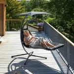 Floating On Air Hanging Sun Lounge Chair