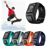High quality Original Colorful Soft Silicone Replacement Wrist Band Strap For TomTom Runner 2 3 Spark 3 GPS Smart Watch Bracelet
