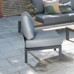 2021 Kettler Elba Side Chair - Pewter Grey
