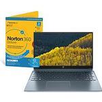 Hp Pavilion 15-Eg0032Na Laptop - 15.6In Fhd Touchscreen, Intel I3 1115G4, 8Gb Ram, 256Gb Ssd, Norton 360 Security - Laptop + Norton 360 1 Year