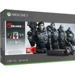Xbox One X 1TB + Gears of Wars 5