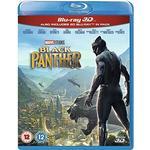 Black Panther 3D Blu-Ray [2018]