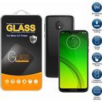 Screen Protector Tempered Glass For Motorola Moto G7 Power