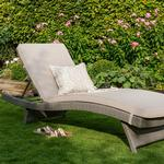 2021 Kettler Charlbury Garden Lounger