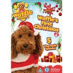 Waffle The Wonder Dog - Waffle's First Christmas [DVD]