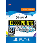 12000 UFC 4 Points - ps4