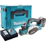 Makita DKP180Z 18V 82mm Planer with 1 x 5.0Ah Battery & Charger in Case