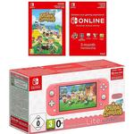Switch Lite Coral Animal Crossing
