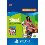 The Sims 4 Nifty Knitting Stuff Pack - ps4