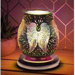 Desire Bulbous Angel Wings Aroma Lamp Wax Melt Warmer