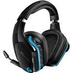 Logitech G935 7.1 Surround Sound LIGHTSYNC Wireless Gaming Headset (Black)