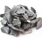 Blooma Grey Slate Decorative chippings Bulk 17kg Bag