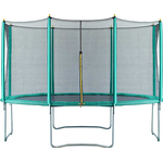 Velocity 14ft Trampoline with Enclosure