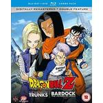 Dragon Ball Z The TV Specials Double Feature: The History of Trunks/Bardock the Father of Goku - DVD/Blu-ray Combo (Blu-ray)