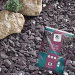 Kelkay Plum Slate 40mm Chippings Bulk Bag