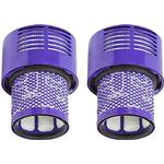 Deals2u365 Washable Filter Unit Dyson V10 SV12 Cyclone Animal Absolute Total Clean Vacuum Cleaner (Pack of 2)