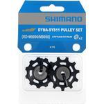 Shimano RD-M9000 XTR 11 Speed Jockey Wheels - Black   Jockey Wheels