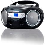 Toshiba CD and FM Radio Boombox